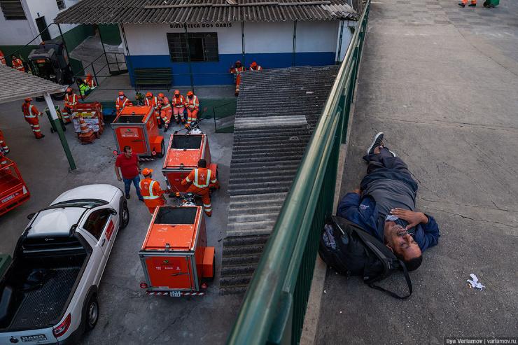 Сан-Паулу невзрачный гигант с позитивным характером  фото