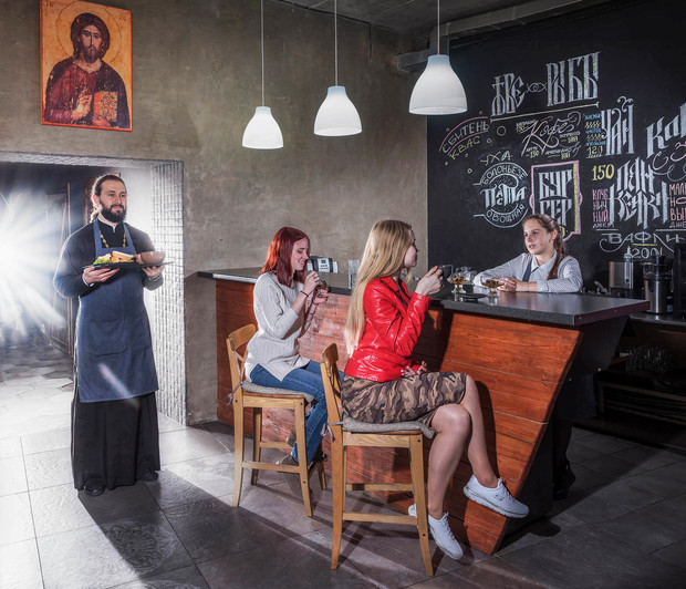 Россия диковинная и чудная, какой ее увидел немецкий фотограф Франк Герфорт