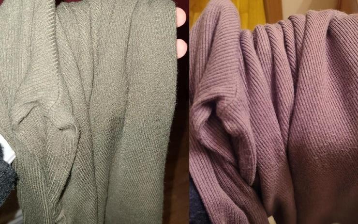 Черт, только не снова... в интернете обсуждают новую оптическую иллюзию (свитер, который меняет цвет)