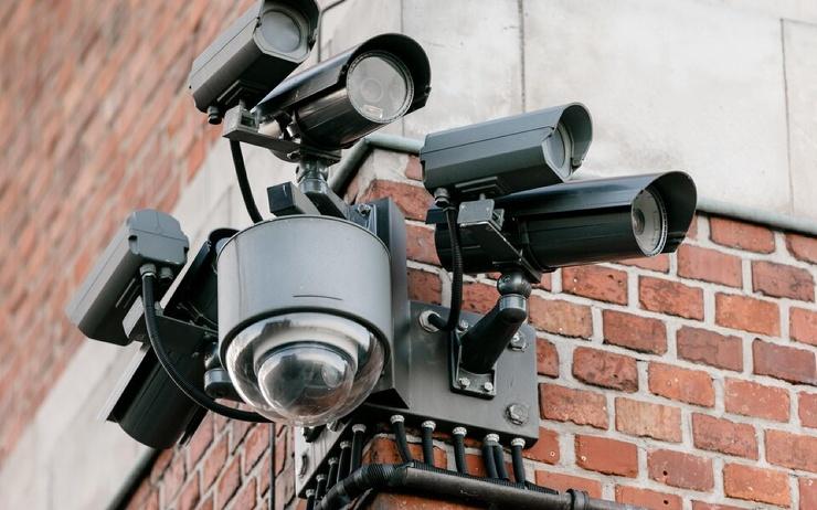 Россия заняла третье место в мире по числу камер видеонаблюдения