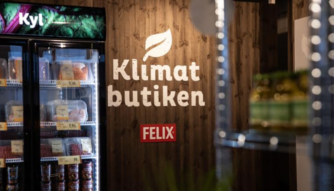 В Швеции открыли магазин продуктов, цена на которые зависит от их углеродного следа