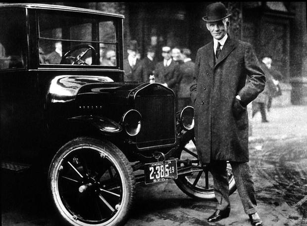 5 причин сказать Генри Форду спасибо за то, что он сделал твою жизнь лучше