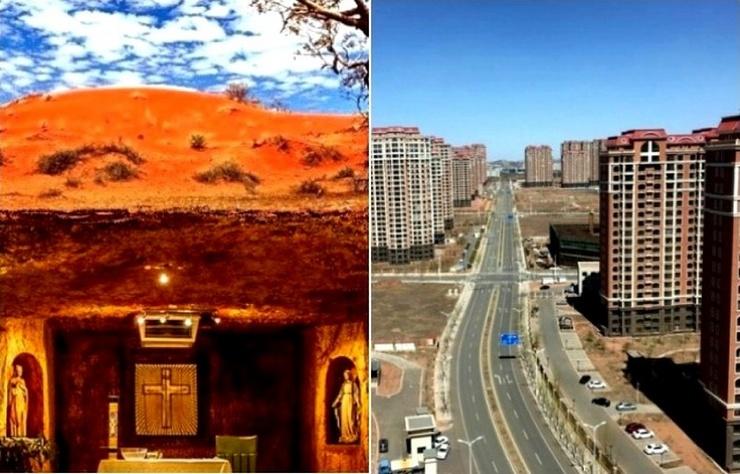 Штаб-квартира экстрасенсов и центр матриархата нетривиальные города планеты