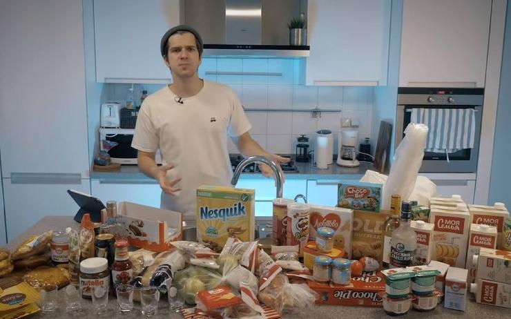 Блогер Руслан Усачев нашел у себя чек из супермаркета за 2007 год. Он сходил за покупками и выяснил, насколько подорожала жизнь (видео)