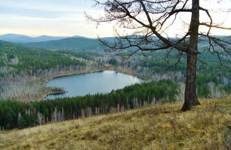 Пустое озеро туристический бренд или природное чудо
