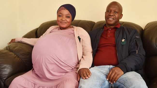 В ЮАР женщина родила сразу 10 детей. Это мировой рекорд