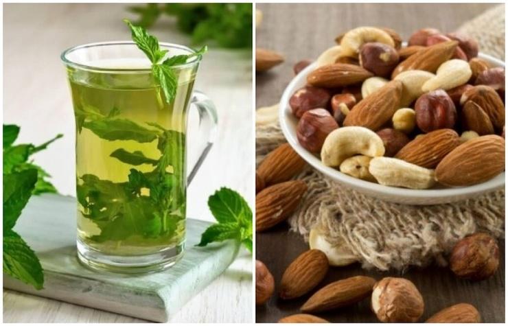 Полезные продукты, с помощью которых легко обмануть желудок и не съесть лишнего