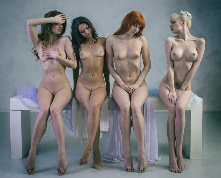 Девочки Вечера Грудастые 24.12    фото