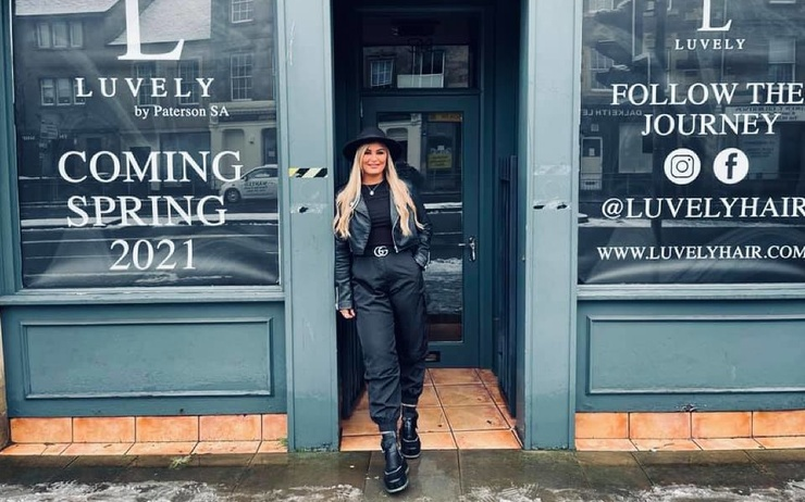 Салон красоты в Эдинбурге будет использовать остриженные волосы клиентов для сбора нефти в океане