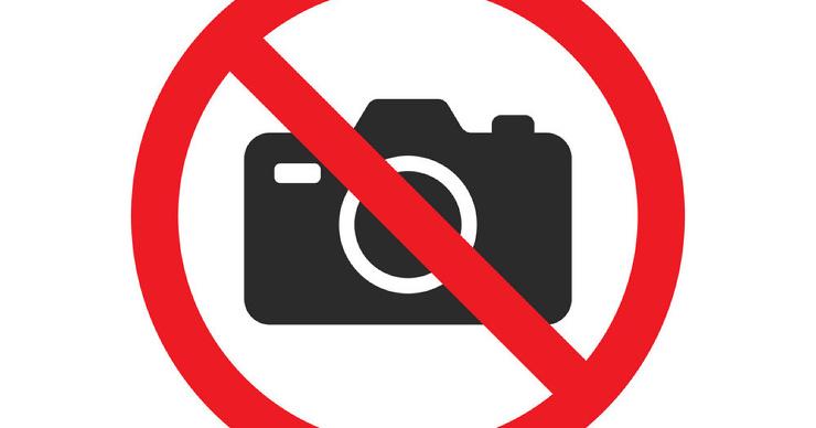 Запретить фотографировать книги в магазинах