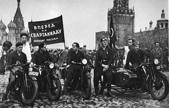 Как жилось байкерам в Стране Советов