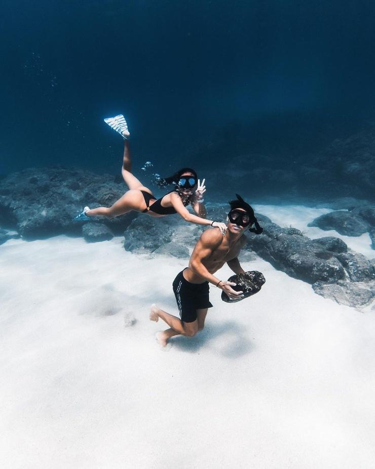 Замечательные подводные снимки Нолана Омура (24 фото)