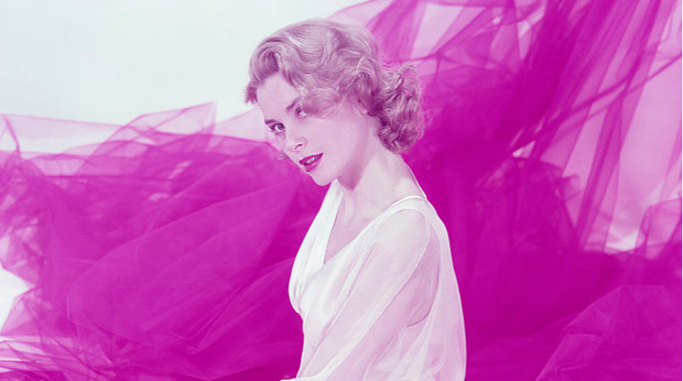 15 раритетных цветных фотографий юной Грейс Келли