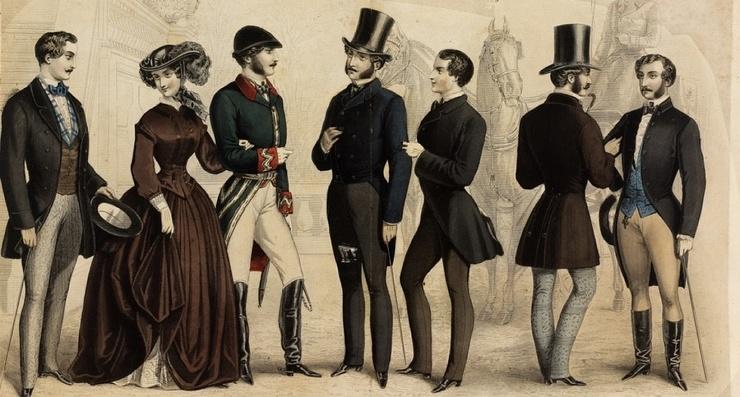 Кто такие Кардиган, Френч, Реглан почему в их честь назвали одежду (6 фото)