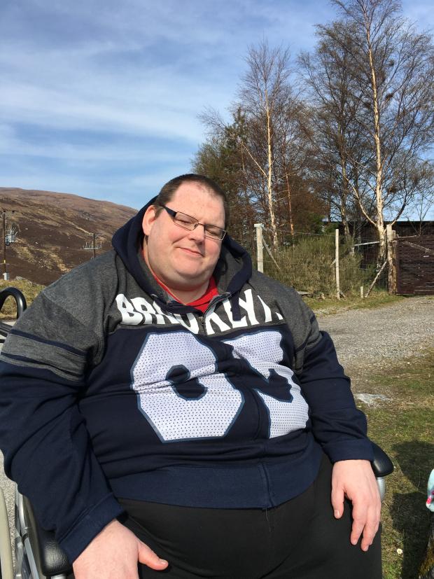 44-летний мужчина похудел на 270 кг