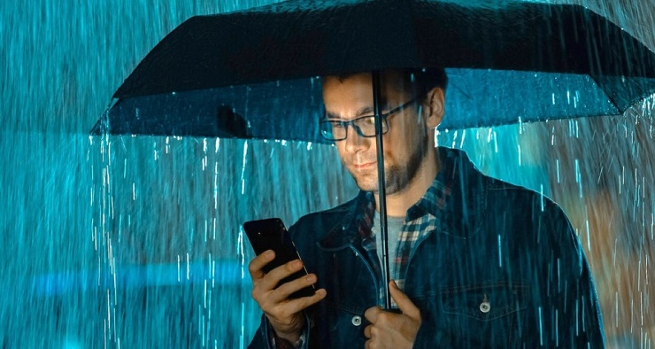 Как плохая погода может повлиять на ваше интернет-соединение