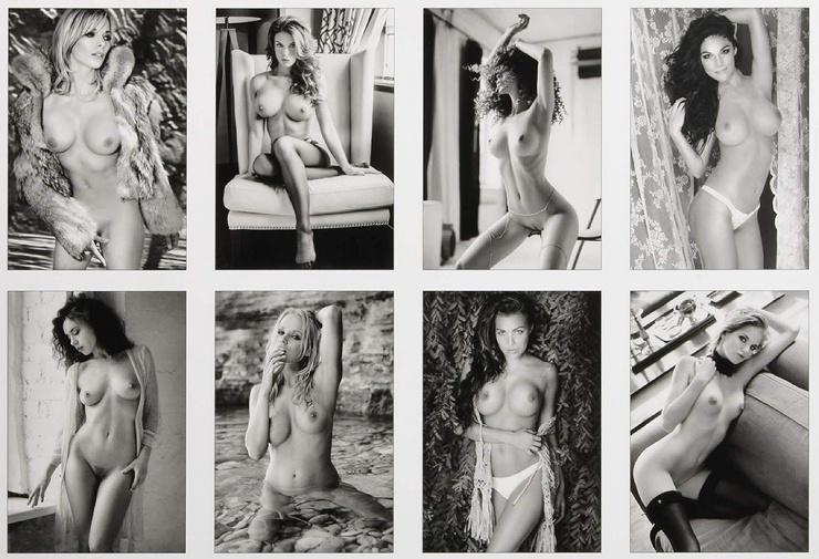 Горячий календарь Erotic Moments 2021 (14 фото)