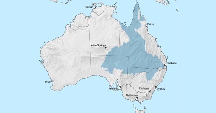 БАБА  Большой артезианский бассейн Австралии
