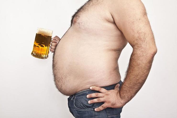 Пивной живот правда ли, что от алкоголя толстеют?