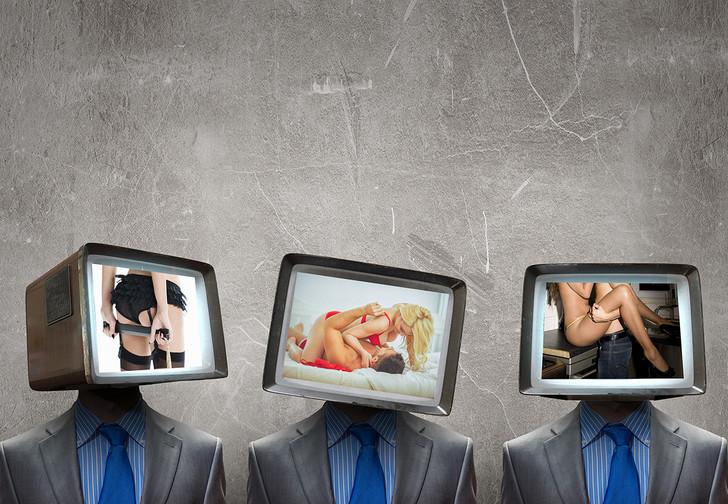 Ученые выделили три типа любителей порно! И только один из них  здоровый