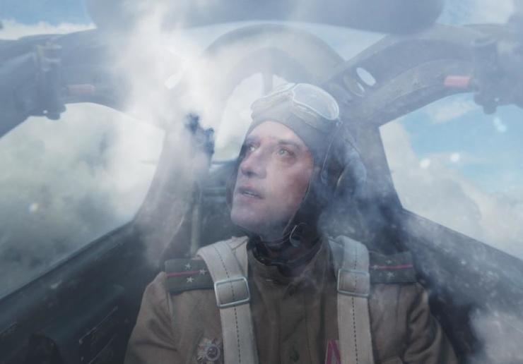 Официальный партнер BY представляет закрытый показ фильма Девятаев в ККТ Космос (видео)