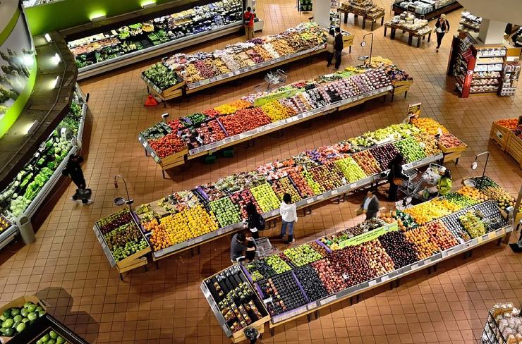 На какие продукты вырос спрос во время пандемии