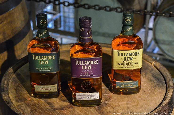 Как делают ирландский виски (46 фото)