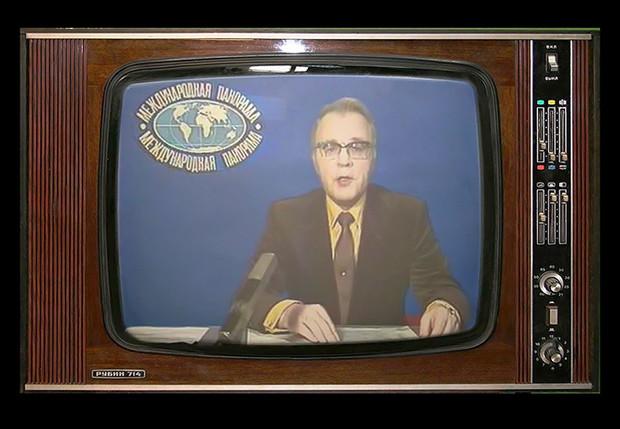 Заграничная музыка в заставках советского ТВ (видео)