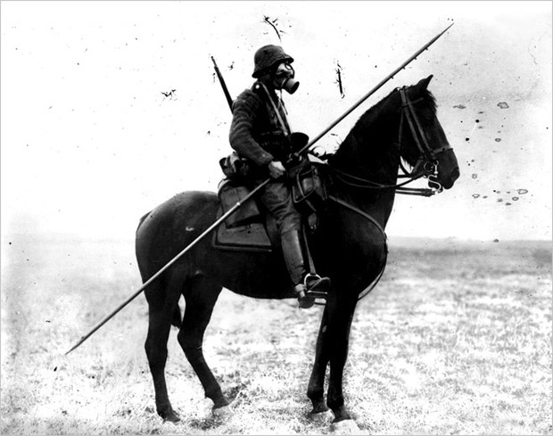 Забытые подвиги Первой мировой войны, в которые сейчас сложно поверить (14 фото)