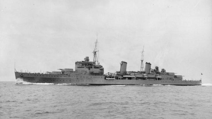 Гибель крейсера Эдинбург и мифы о ленд-лизе