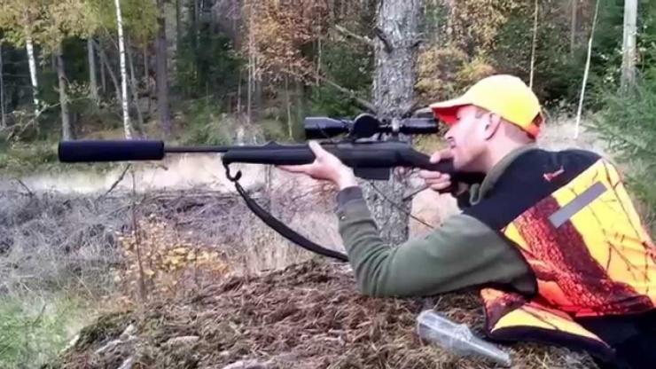 Почему в России нельзя охотиться с глушителем?