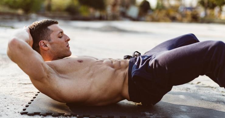 Как укрепить мышцы живота за 7 минут в неделю сила гимнаста  идеальные кубики