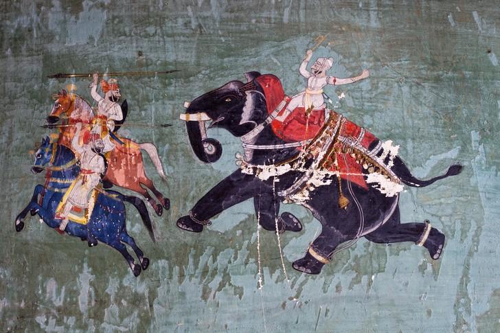 7 остроумных военных хитростей древности (8 фото)
