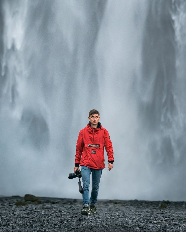 Захватывающие фото из путешествий Джеймса Тео