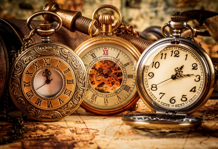 Кто придумал время?