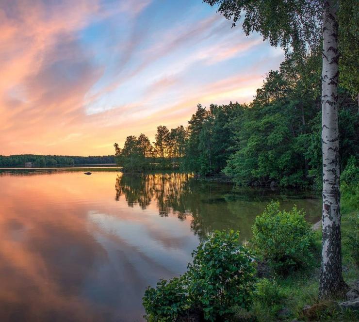 Природа Швеции на фотографиях Кристиана Линдстена