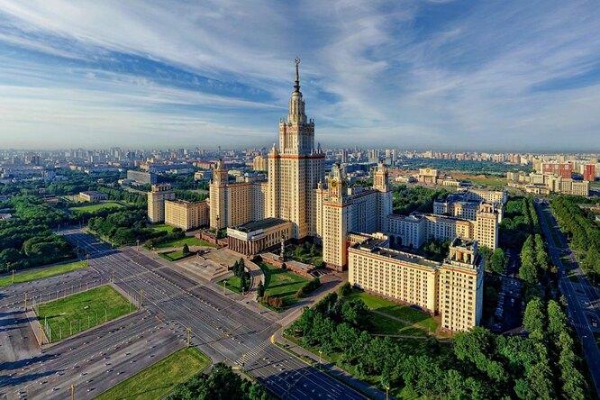 Как строились легендарные сталинки высотки Москвы