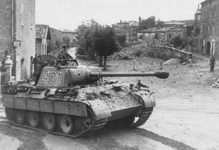 Багира промахнулась. Почему танк Пантера не оправдал ожиданий (7 фото)