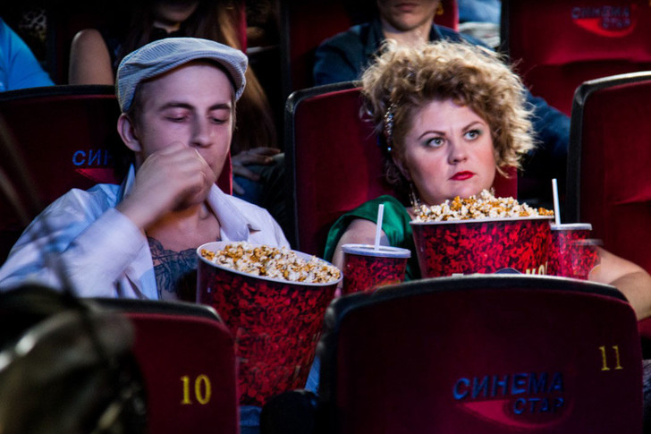 Как попкорн стал главной едой кинотеатров