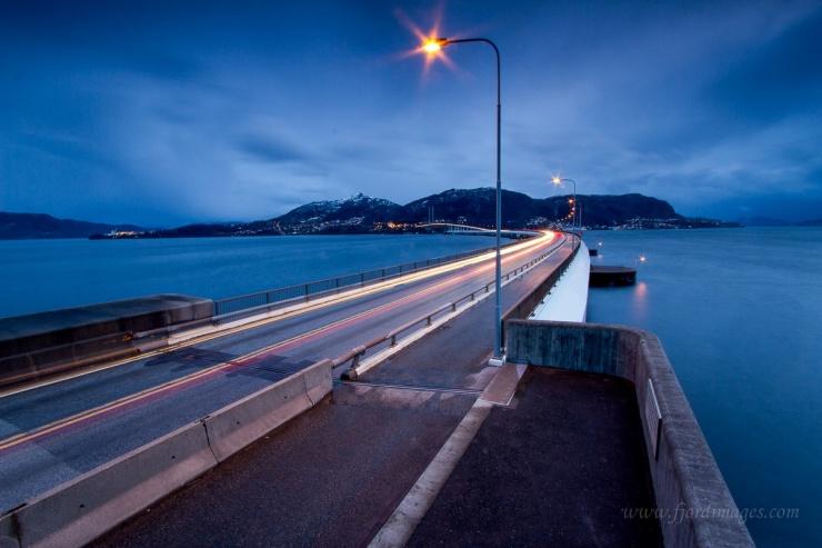 Норвежские просторы на снимках Оле Моена