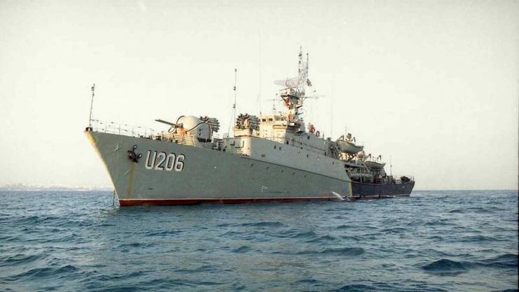 ВМС Украины списали в утиль свой последний корвет