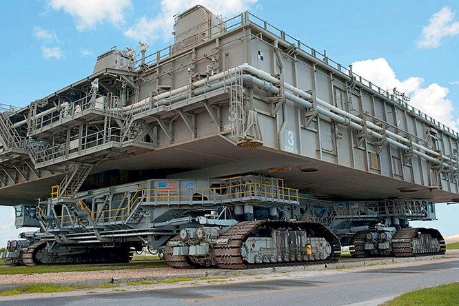 Колоссальные промышленные машины современности часть 2 (20 фото)
