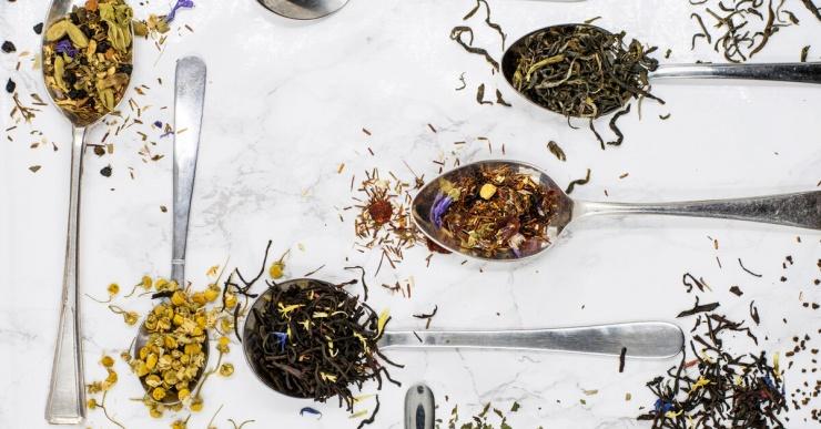 5 новых чаев, которые стоит попробовать