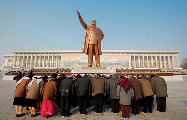 Чучхе навсегда все, что нужно знать о Северной Корее (12 фото)