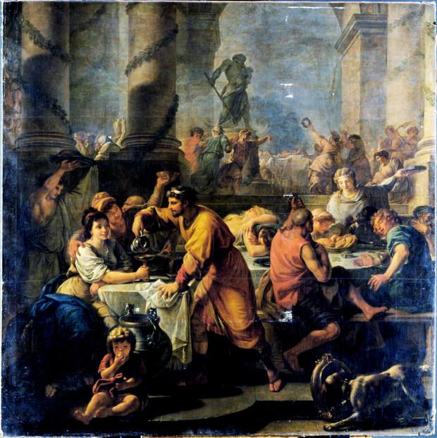 Сатурналии отпразднуй Новый год по-древнеримски!