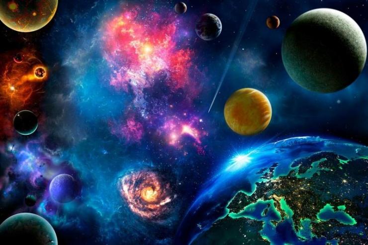 50 удивительных фактов о космосе