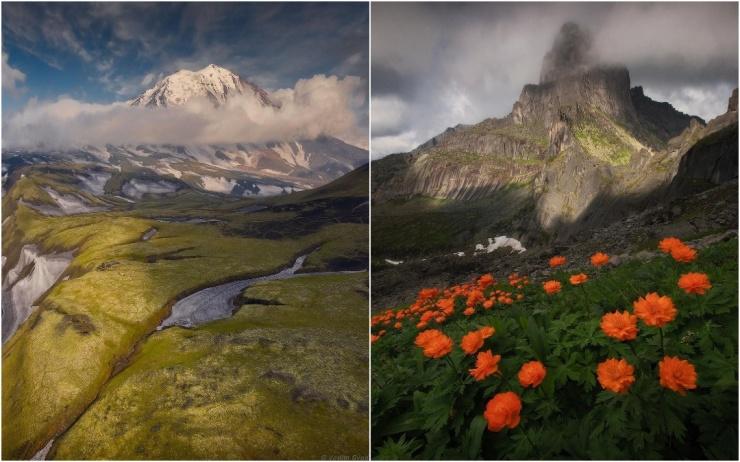 Красота российской природы на фотографиях Вадима Гвона
