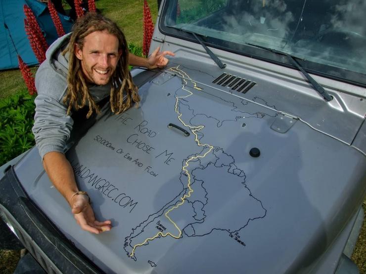 Почему не получится доехать на автомобиле из Южной Америки в Северную (9 фото)