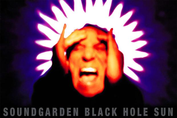 История одной песни Black Hole Sun Soundgarden, 1994 (видео)