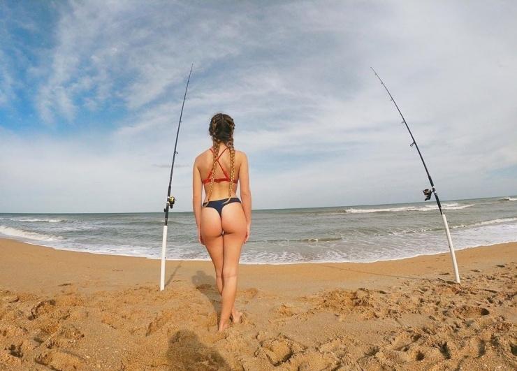 Утренние девочки Сексуальные рыбачки от  25.01  фото